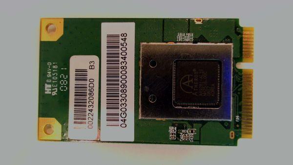 Wireless Adapter Notebook WLAN Modul für Asus X59GL-AP067C AzureWave AR5B91 - gebraucht Artikel -