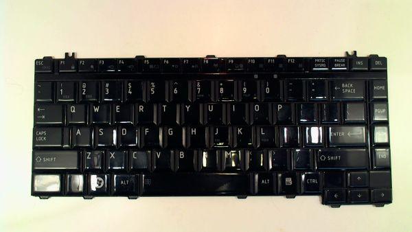 Tastatur für Toshiba Satellite L305D NSK-TAJ01 Notebook Keyboard - gebraucht Artikel -