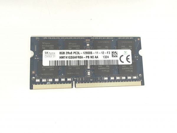 4096MB 4GB hynix DDR3, SO-DIMM, PC3L-12800S 1600MHz, HMT351S6EFR8A-PBN0AA
