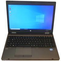 "HP ProBook 6570b Intel Core i5-3320M, 2x 2.60GHz 15,6"" 8GB 500GB Windows 10 Pro gebraucht Notebook"