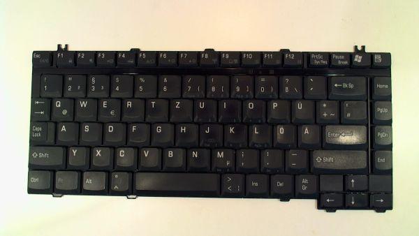 Tastatur für Toshiba PA3362U-1MPC NSK-T430G Notebook Keyboard - gebraucht Artikel -