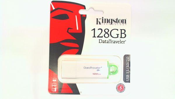 USB Stick 3.0 Kingston 128GB USB 3.0 DTIG4/128GB Black