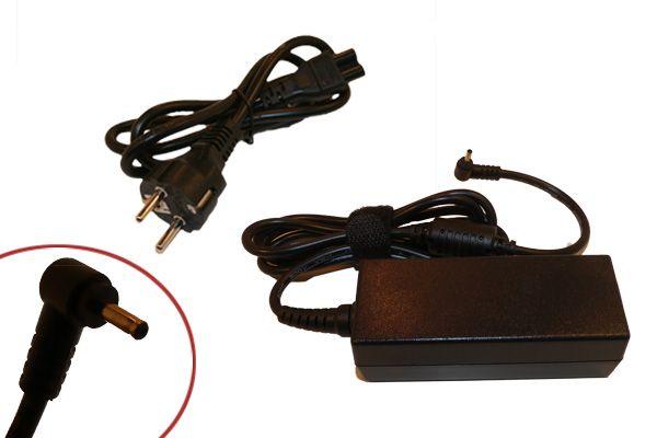 Netzteil für Asus Notebook 19V 2,1A 40Watt 2,5 mm 0,7 mm