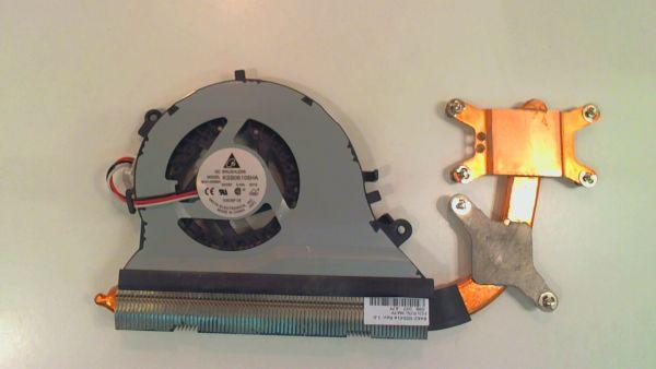 CPU Kühler für Samsung QX310 KSB06105HA Notebook Lüfter FAN