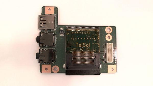 USB Board Platine Karte Notebook Buchse für Lenovo B560 BD10620-1 - gebraucht Artikel -