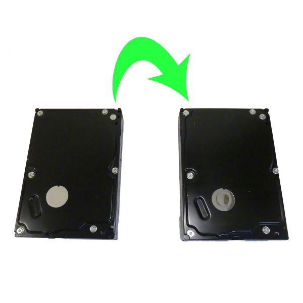 Datenträgerspieglung (HDD & SSD)