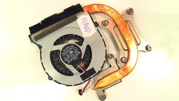 CPU Kühler für Samsung NP-300E5C BA62-00702A Notebook Lüfter FAN