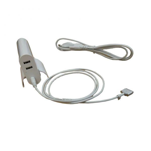 Netzteil für Apple MacBook Pro, Air, MagSafe 2 60W 16,5V 3,6A