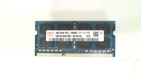 4 GB Hynix DDR3L Arbeitsspeicher HMt351S6CFR8C