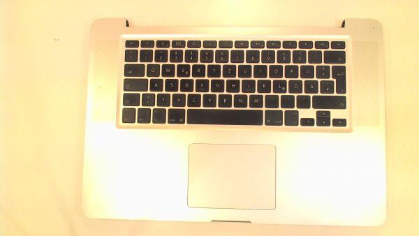 Tastatur für Apple MacBook Pro A1286 (Mitte 2010) Keyboard inkl. Topcase DE (deutsch)