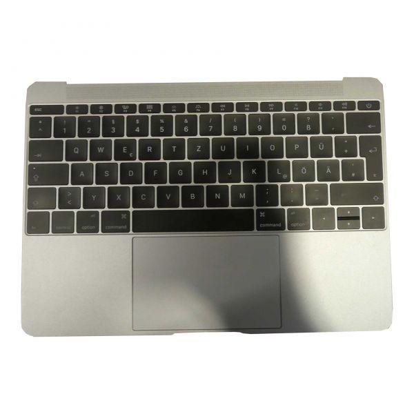 Tastatur für Apple Macbook Air A1534 Keyboard inkl. Topcase DE (deutsch)