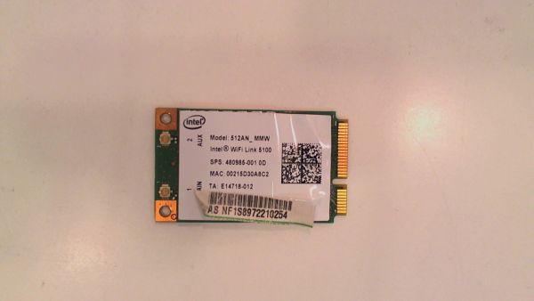 Wireless Adapter Notebook WLAN Modul Dell Latitude D820 Intel 512AN_MMW - gebraucht Artikel -
