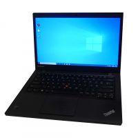 """Lenovo ThinkPad T440s Notebook Intel Core i7-4600U 14"""" 8GB 256GB Win 10 Pro gebraucht"""