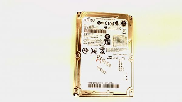 Notebook Festplatte Fujitsu CA06820-B58700F1 120GB, 6.35 cm (2,5 Zoll)