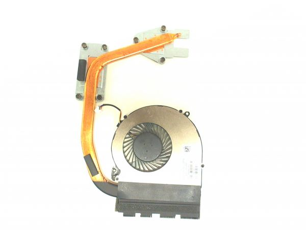 CPU Kühler für HP 17-X001NG DFS200405050T Notebook Lüfter FAN