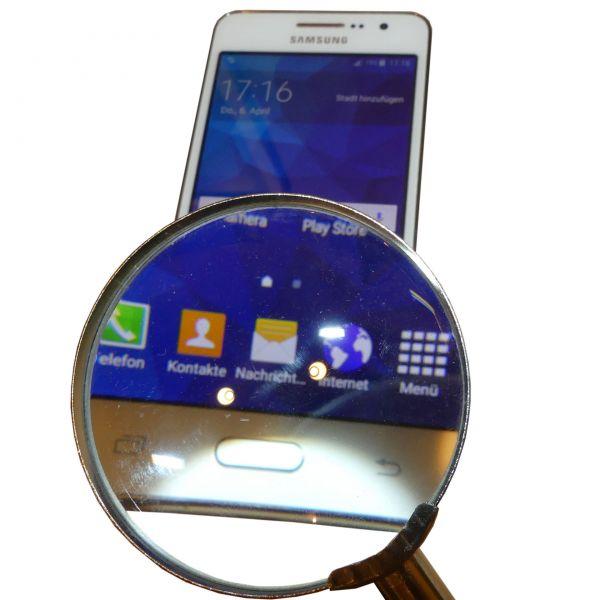 Fehlerdiagnose Smartphone
