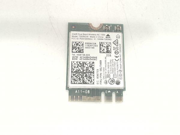 Wireless Adapter Notebook WLAN Modul für Lenovo ThinkPad Yoga 14 Intel 7265NGW