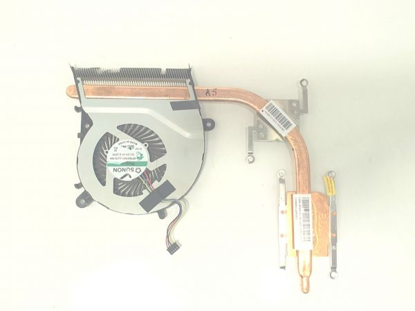 CPU Kühler für Asus X555LB-DM252H Notebook Lüfter FAN