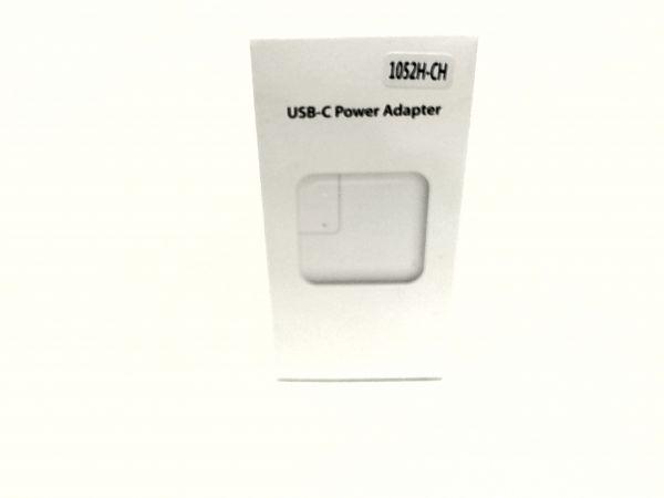 """Netzteil für Apple MacBook 12"""" mit USB-C-Anschluss ,29W 14,5V 2,0A"""