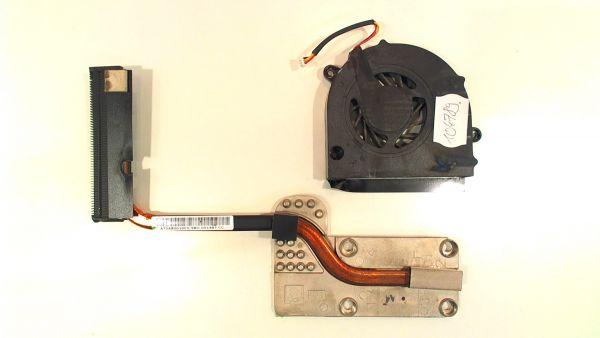 CPU Kühler für Packard Bell EasyNote LJ71 ZB0507PGV1 Notebook Lüfter FAN