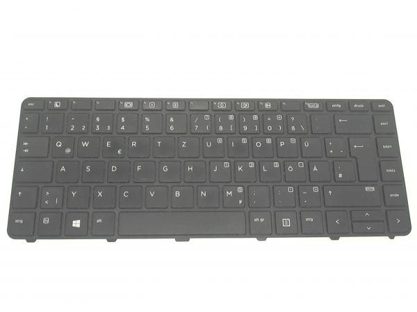 Tastatur für HP ProBook 640 G2 Notebook Keyboard 822340-041