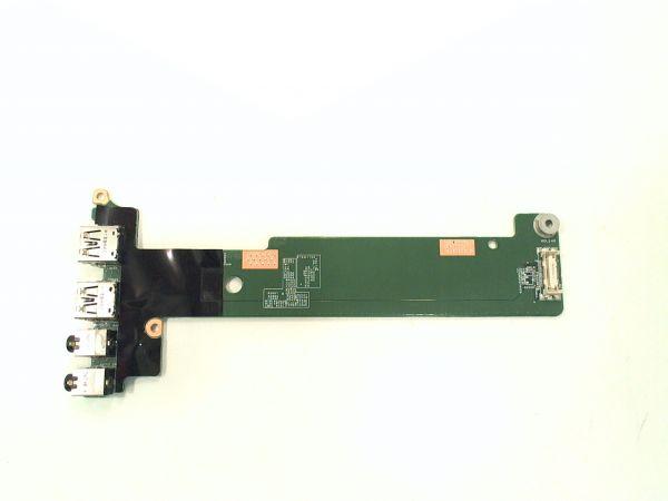 USB Board Platine Karte Notebook Buchse für HP EliteBook 8560w - gebraucht Artikel-