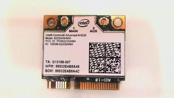 Wireless Adapter Notebook WLAN Modul für Sony VPCSB Intel 62230ANHMW - gebraucht Artikel-
