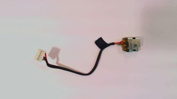 DC Buchse für HP DV6-3156sg Notebook Netzteilbuchse Strombuchse Jack