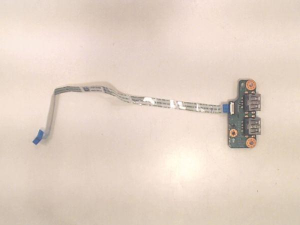 USB Board Platine Karte Notebook Buchse für Acer E5-721 DA0ZYVTB6B0