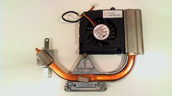 CPU Kühler für Medion Akoya E5214 MD97680 23.10132.001 Notebook Lüfter FAN