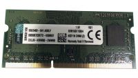 4096MB Kingston SO-DIMM DDR3/1600MHz 1.50V Speicher KVR16S11S8/4
