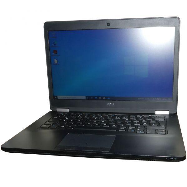 """Dell Latitude E5470 Intel Core(TM) i5-6200U CPU@2.30GHz 14"""" 250GB 4GB Win 10 Pro gebraucht"""