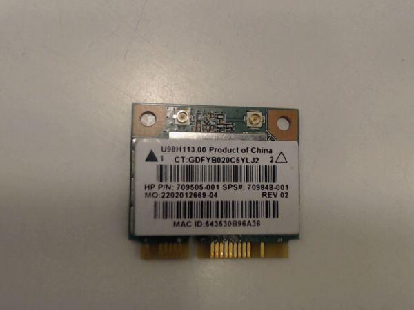 Wireless Adapter Notebook WLAN Modul HP Pavilion 17-e123sg Realtek 709505-001