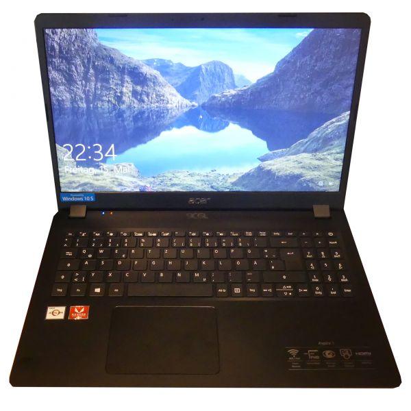 """Acer Aspire 3, AMD Athlon 300, 15,6"""" Display, 4GB, SSD 128GB,Windows 10 Home (NEU)"""