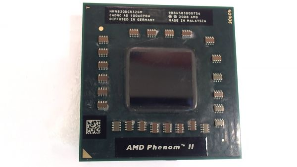 CPU für Acer Aspire 5551G AMD Phenom II Triple-Core N830 Prozessor Mobile Notebook