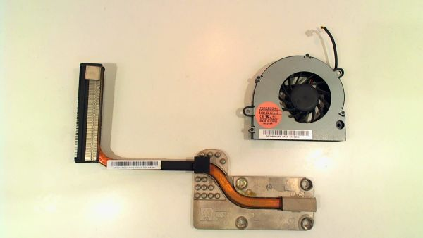 CPU Kühler für Packard Bell EasyNote LJ61-RB-016GE dfs531405mc0t Notebook Lüfter FAN