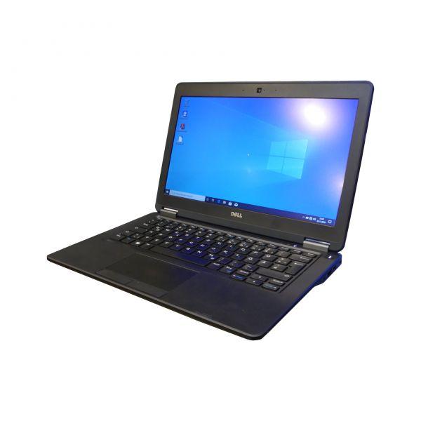 Dell Latitude E7250 Notebook Intel Core i7-5600U CPU@2.60GHz 12.5 256GB 8GB Win 10 Pro gebraucht