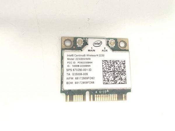 Wireless Adapter Notebook WLAN Modul HP Envy 17 2230BNHMW