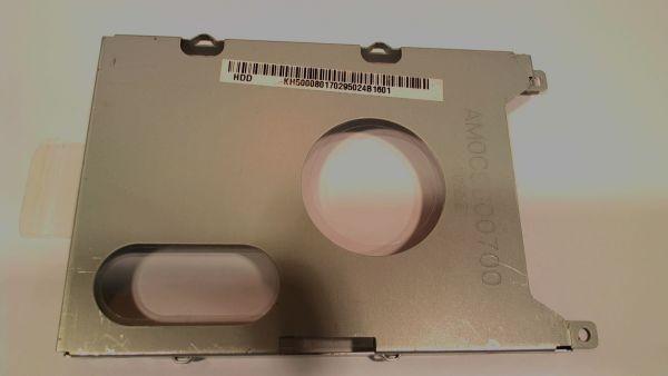 Notebook Festplatten Rahmen für Packard Bell EasyNote TM85 AM0C9000700 Hdd Caddy