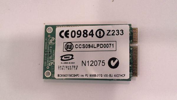 Wireless Adapter Notebook WLAN Modul für HP Pavilion dv6500 BCM94311MCGHP3 - gebraucht Artikel -