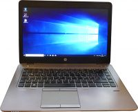 "HP Elitebook 745 G2 AMD A10 14"" 500GB 8GB Windows 10 Pro gebraucht Notebook"