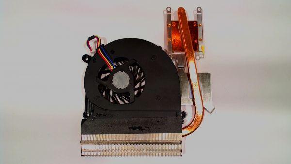 CPU Kühler für Asus N70SV-TY081C 13GNVY1AM010-1 Notebook Lüfter FAN
