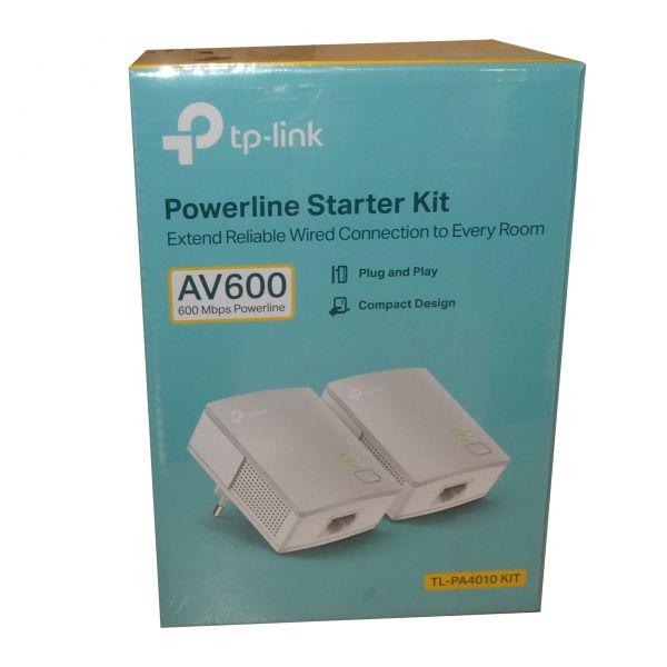 TP-Link AV600 DLAN Starter KIT TL-PA4010KIT