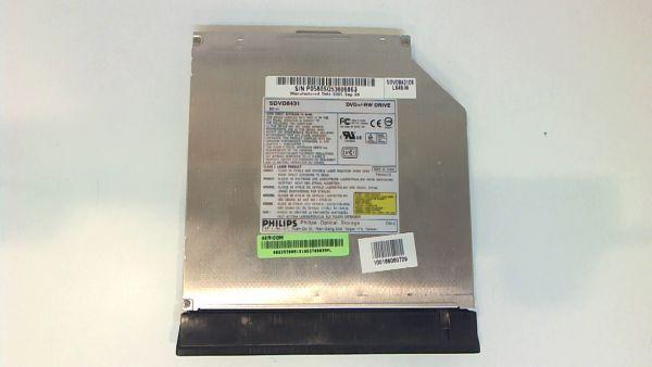 DVD Laufwerk für Gericom Phantom 3080 SDVD8431 PATA IDE Notebook Brenner