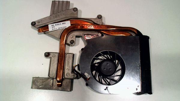 CPU Kühler für Acer Aspire 5536g 60.4CH13.002 Notebook Lüfter FAN