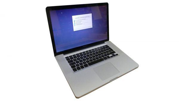 MacBook Betriebssystem OS X Reparatur (wenn möglich)