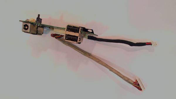 DC Buchse für Packard Bell MV35-002 GDA609022 Notebook Netzteilbuchse Strombuchse Jack