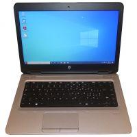 "HP ProBook 645 G3 Notebook AMD PRO A6-8530B R5 2.30Ghz 14"" 256GB 8GB Win 10 Pro  gebraucht"