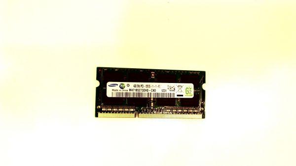 4GB Samsung SO-DIMM DDR3/1600MHz 1,5V Speicher M471B5273DH0-CK0