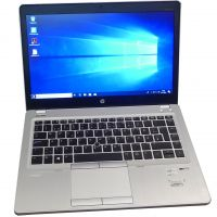 "HP EliteBook Folio 9470m Intel i5-3427U, 2x 1.80GHz 4GB 240GB SSD 14"" Notebook Win 10 Pro gebraucht"